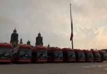 nuevas unidades del Metrobús