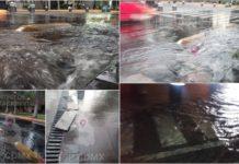 fuga de agua en Polanco