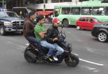 placas para motos en la CDMX