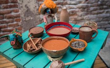 bebidas prehispánicas en CDMX