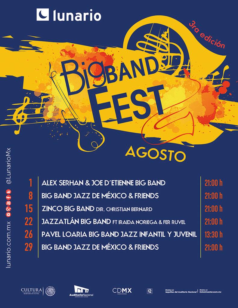 Big Band Fest 2018