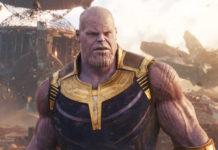 Blu-ray de Avengers Infinity War