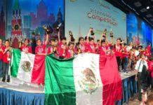 Chilanguito triunfa en el Campeonato Internacional de Cálculo en Rusia