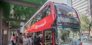 cierre de estaciones de Metrobús por el Maratón
