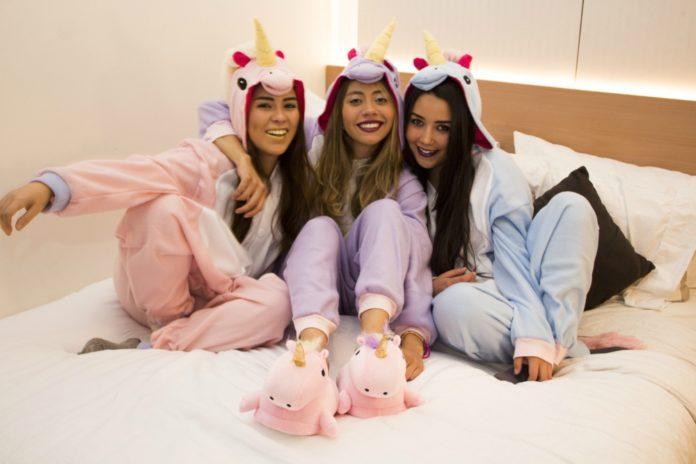 pijamas de unicornios en la CDMX