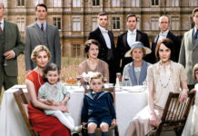 película de downton abbey