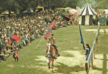 festivales medievales en México