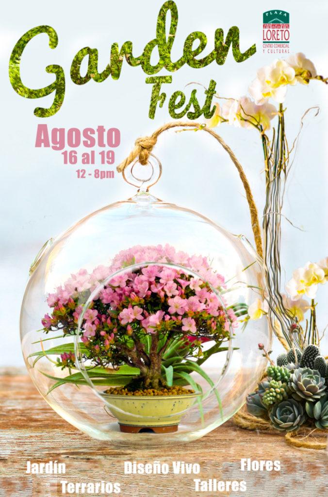 Garden Fest en Loreto