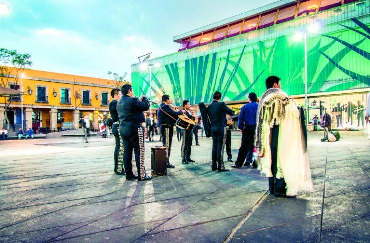 Arte Popular y Lucha Libre en Garibaldi