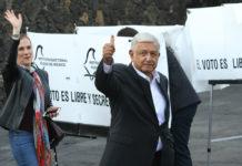 López Obrador, virtual ganador en encuestas de salida federal