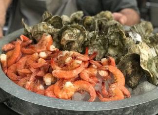 buffets de mariscos en CDMX