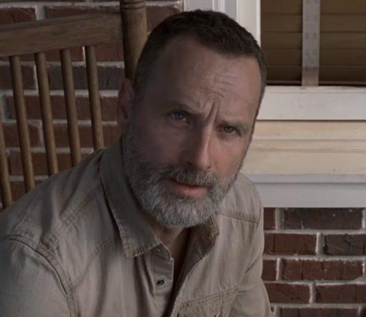 Adiós, Rick. Llega el nuevo tráiler de The Walking Dead