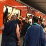 #VIDEO: Supercívico graba supuesto robo en el Metro de la CDMX