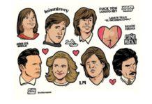 Â¿Ya tienes estos incondicionales stickers de Luis Miguel?