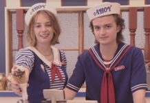 teaser de stranger things