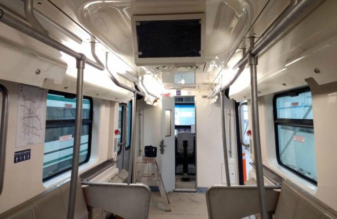 ¿Qué pasó con los trenes nuevos del Metro chilango?