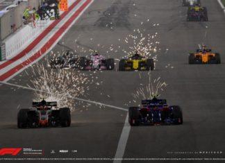 inauguración de la F1 en la CDMX