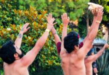 Campamento Gay en Teotihuacán
