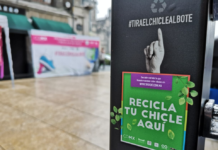 reciclar chicles