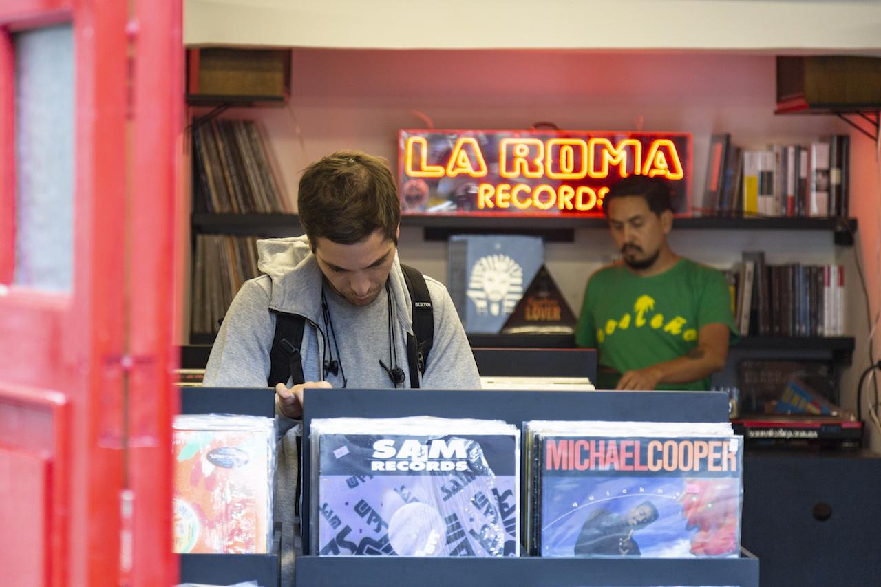 Rompiendo récords en la Roma: el epicentro musical en CDMX