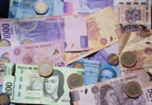 billete de 2 mil pesos