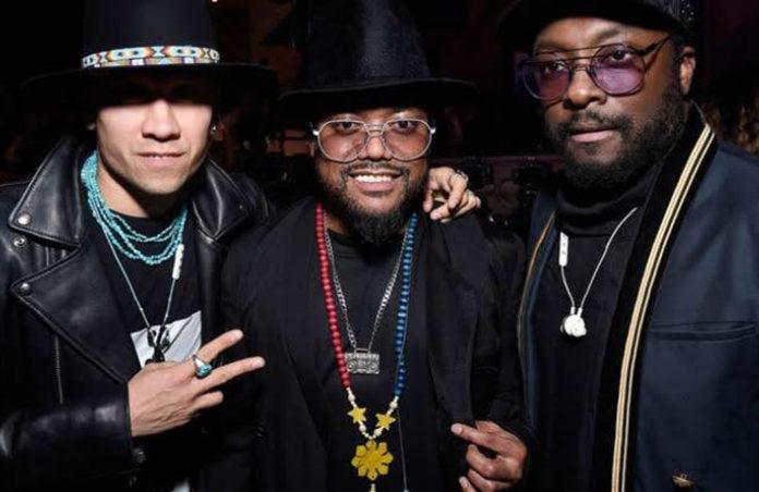 entrevista con Black Eyed Peas