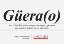 campaña de Larousse de palabras mexicanas