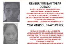 Se buscan a tres migrantes desaparecidos en la CDMX