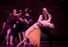 drácula ballet de terror