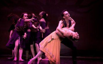 Drácula ballet de terror 2019