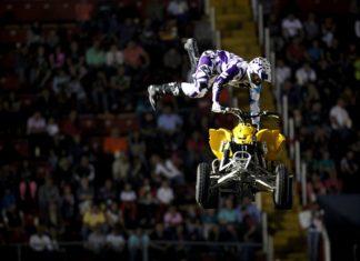 Freestyle Motocross en México