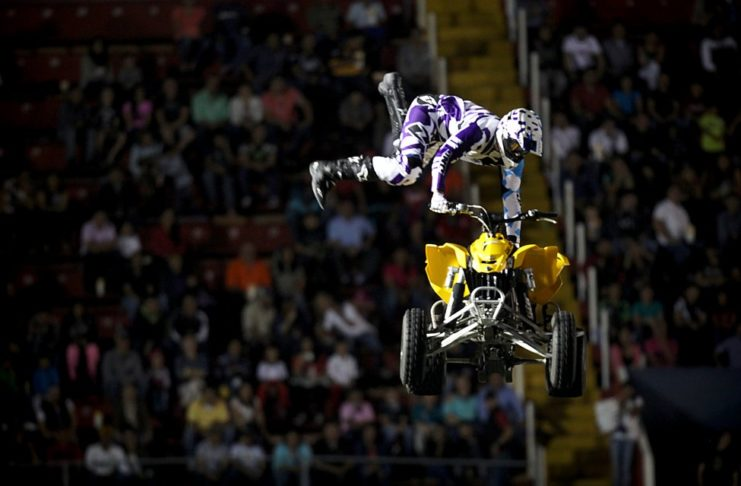 Freestyle Motocross en México