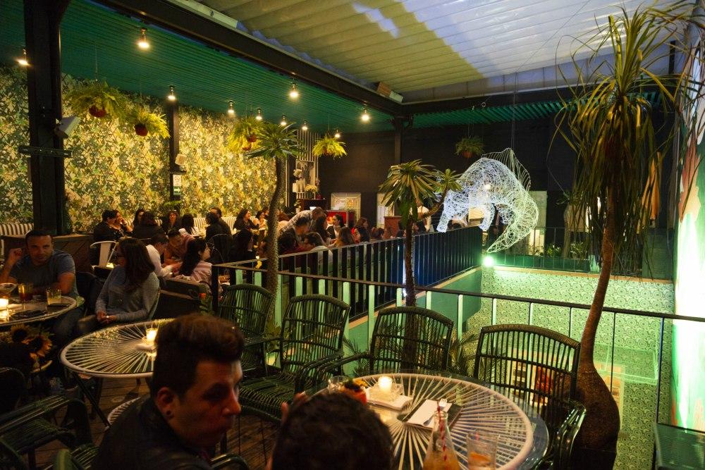 Chilango Casa Awolly El Bar Místico De La Ciudad Con