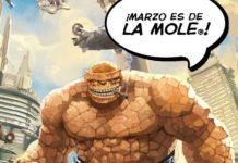 la mole vs comic con méxico 2019