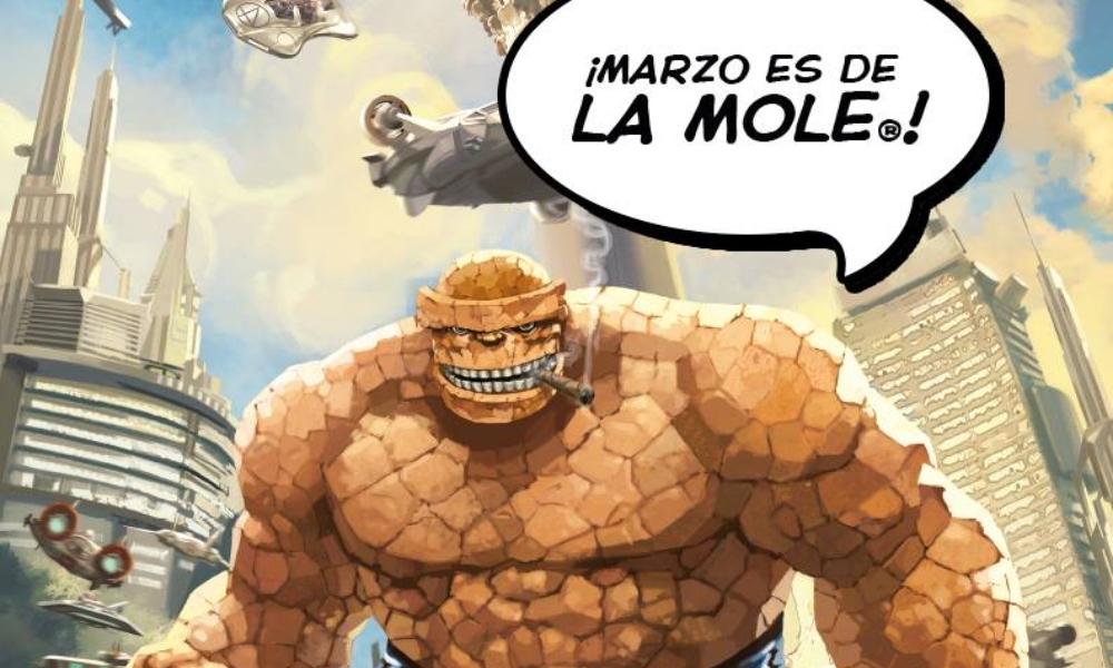 Chilango - La Mole y la Comic Con México serán el mismo fin de semana