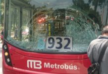 Metrobús de la Línea 7