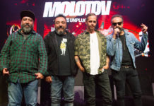 unplugged de Molotov