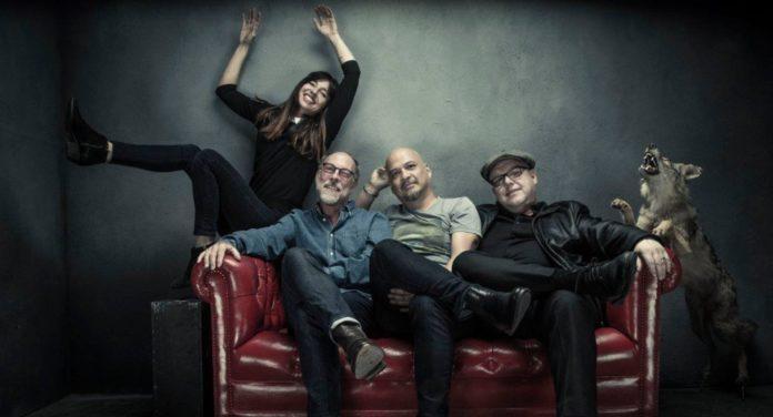 Pixies en el teatro metropólitan