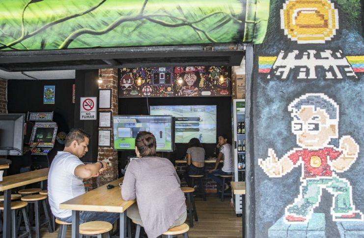 RESTAURANTES Y BARES PARA GAMERS EN LA CDMX
