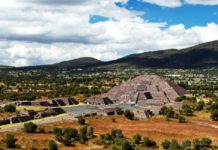 rodadas a teotihuacán en 2018