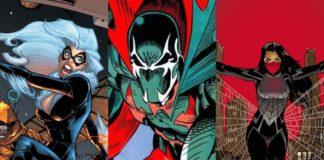 spin offs de Spider-Man