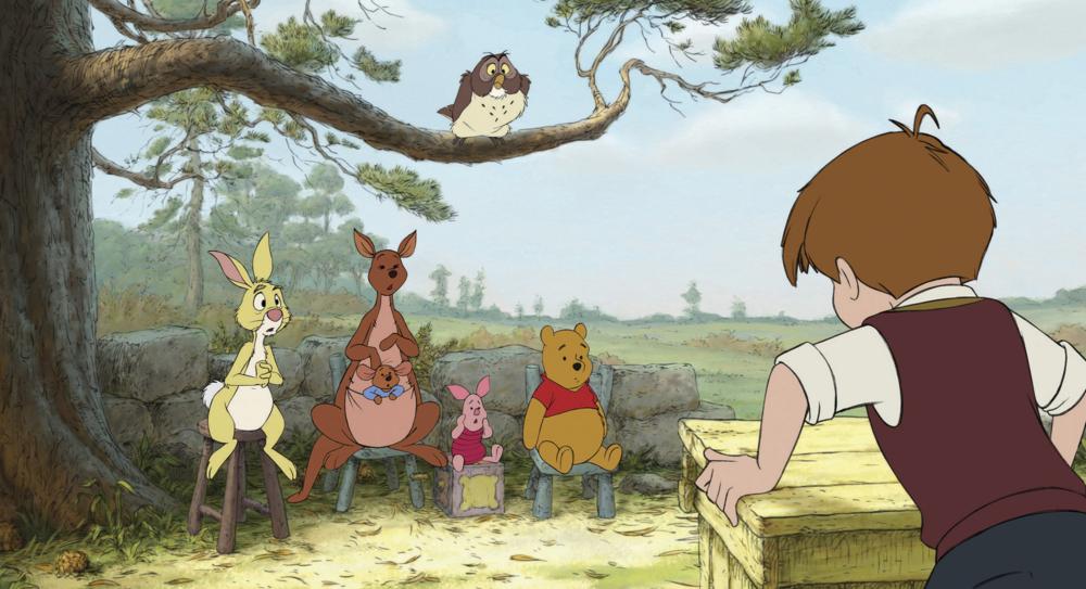 ¿Por qué China prohibió la película sobre Winnie the Pooh? (fotos)