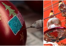 Feria de la esfera en Tlalpujahua 2018