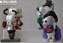 Expo de Snoopy en el MUJAM