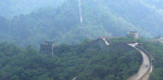 Segmento de la Muralla China