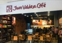 cafeterías Juan valdez
