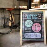 restaurantes y cafeterías bike-friendly