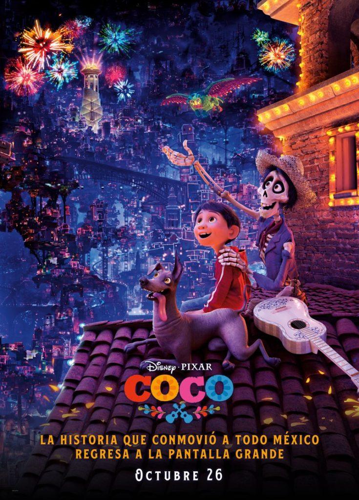coco regresa al cine