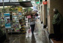 Clima en la CDMX: lluvias y granizo para la tarde de este lunes