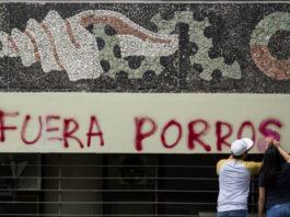 siete detenidos por agresiones en la UNAM